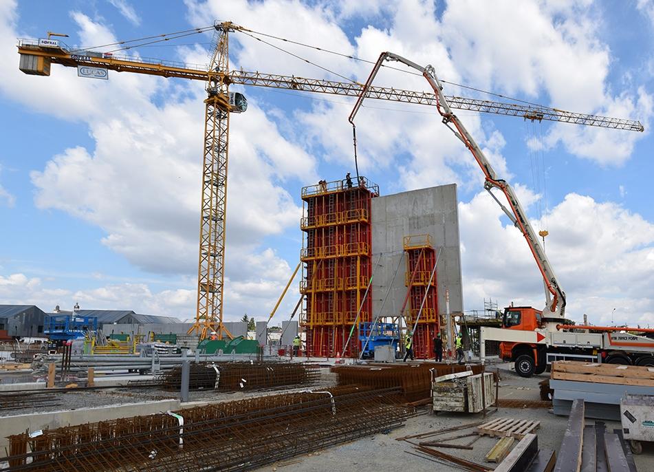PARC SAINT-FIACRE : DÉCONSTRUCTION