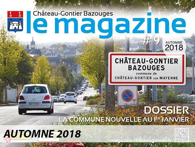 DÉCOUVREZ LE JOURNAL DE LA VILLE - AUTOMNE 📰