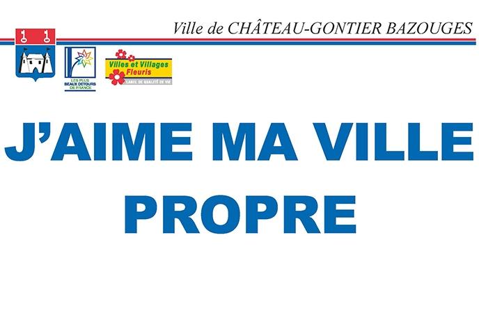 🐶🐱 DÉJECTIONS CANINES : J.AIME VILLE PROPRE