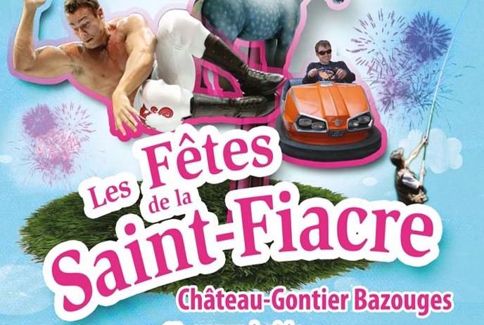 🎉 LES FÊTES DE LA SAINT-FIACRE À CHÂTEAU-GONTIER